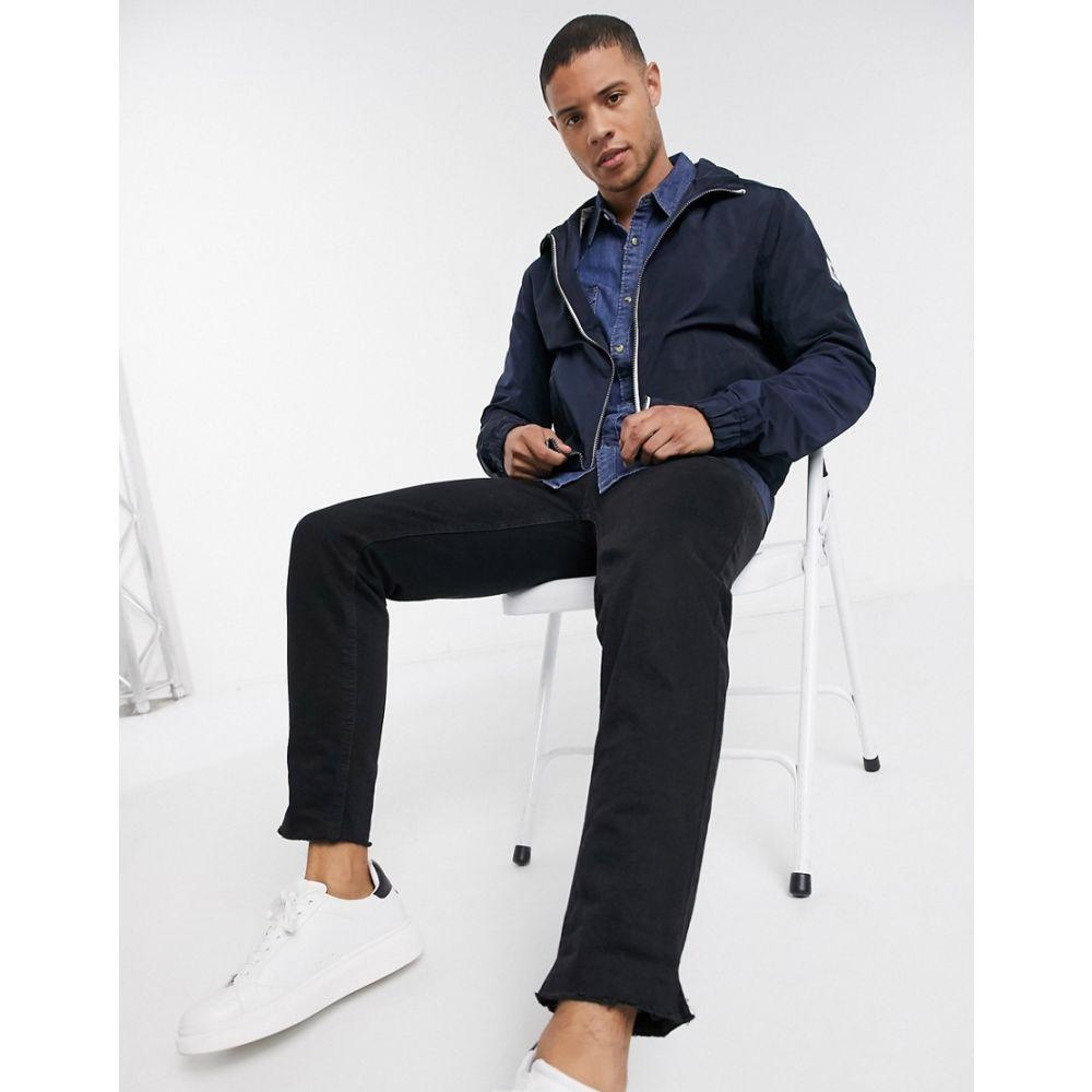 トムテイラー Tom Tailor メンズ ジャケット アウター【lightweight jacket】Black