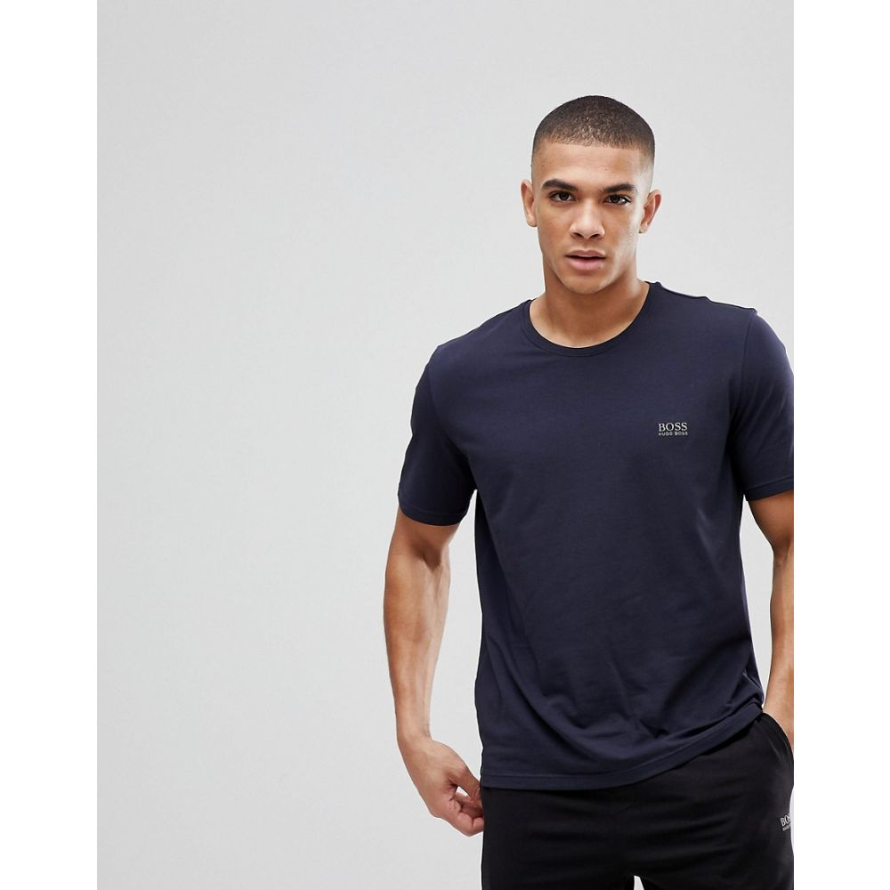 ヒューゴ ボス BOSS メンズ Tシャツ トップス【bodywear t-shirt】Navy