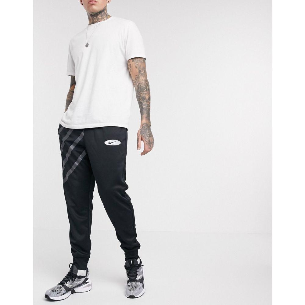 ナイキ Nike メンズ ジョガーパンツ ボトムス・パンツ【Subset polyknit cuffed joggers in black】Black