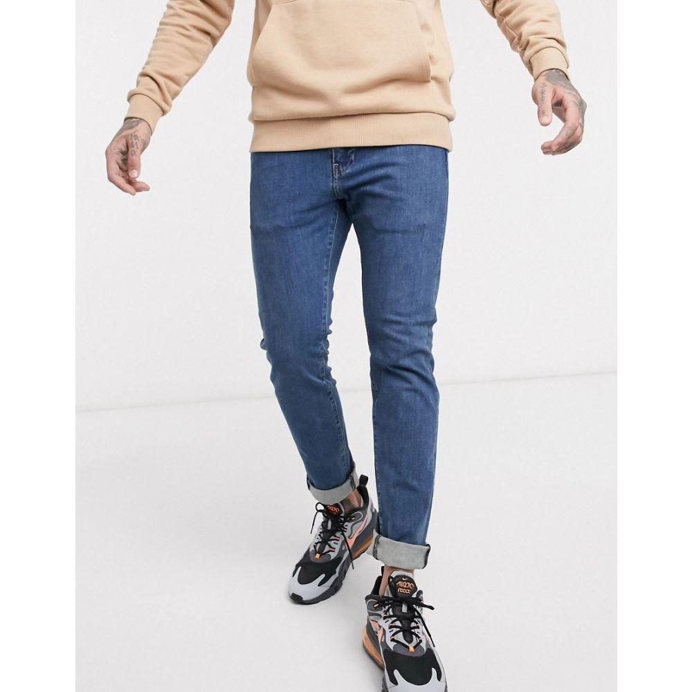 リーバイス Levi's メンズ ジーンズ・デニム ボトムス・パンツ【510 skinny fit jeans in delray pier 4-way stretch mid wash】Way stretch