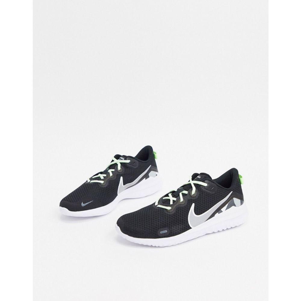 ナイキ Nike Running メンズ ランニング・ウォーキング シューズ・靴【Renew Arena 2 trainers in black】Black