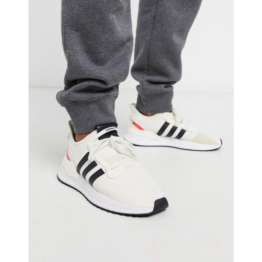 アディダス adidas Originals メンズ ランニング・ウォーキング シューズ・靴【U-Path Run trainers in white】white