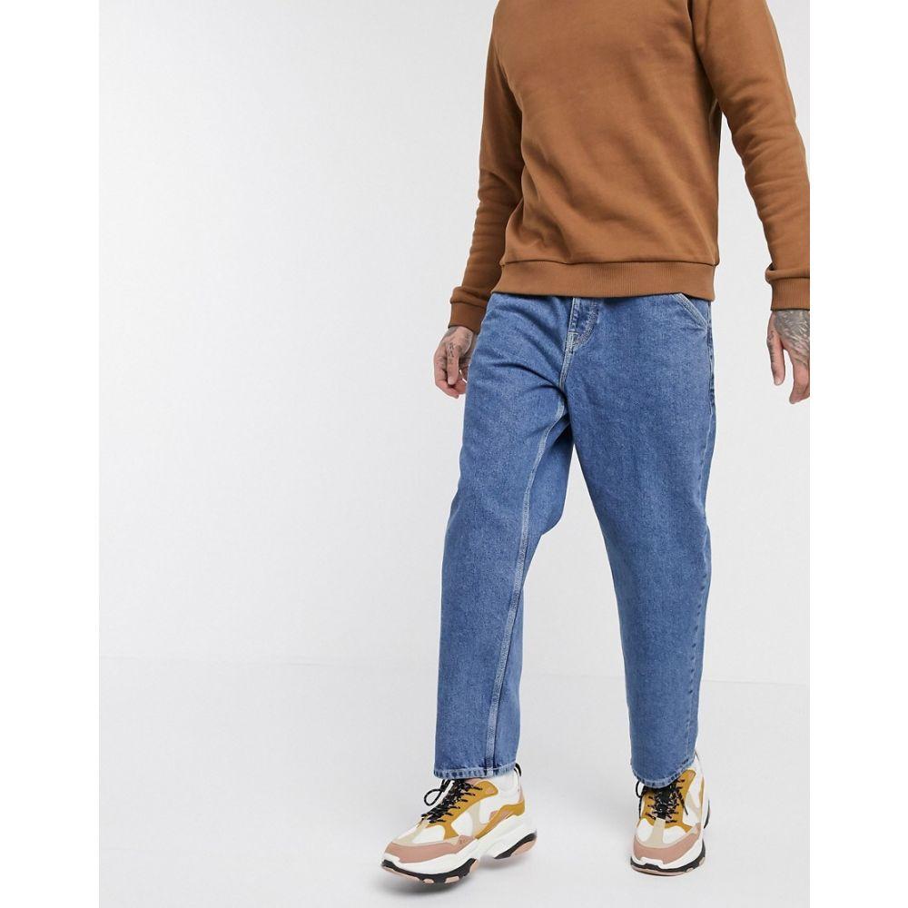 リクレイム ヴィンテージ Reclaimed Vintage メンズ ジーンズ・デニム ボトムス・パンツ【classic fit jeans in blue】Blue