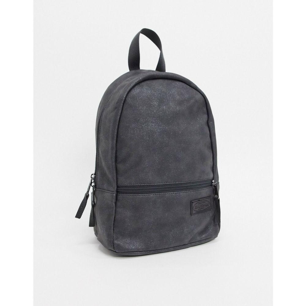 イーストパック Eastpak レディース バックパック・リュック バッグ【authentic backpack in black】Black
