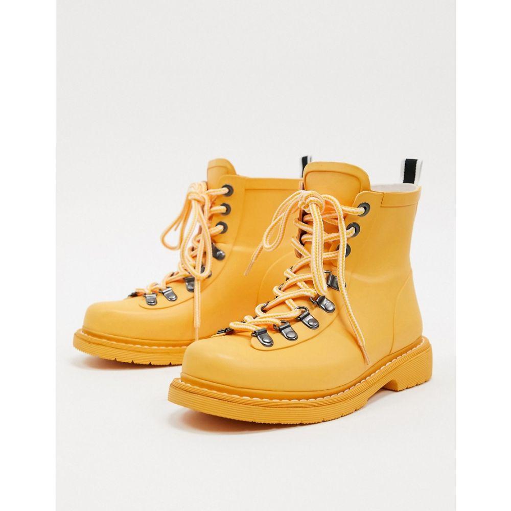 ヴェロモーダ Vero Moda レディース ブーツ レースアップブーツ シューズ・靴【lace up hiking boots】Autumn blaze