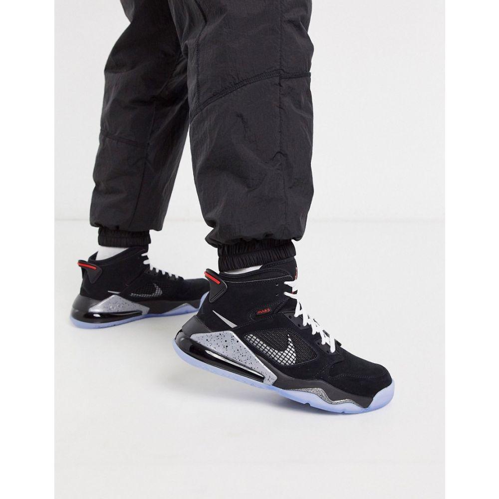 ナイキ ジョーダン Jordan メンズ スニーカー シューズ・靴【Nike Mars 270 trainers in black】Black