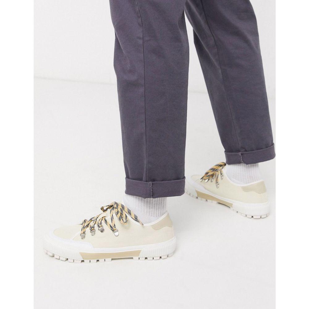 トリュフコレクション Truffle Collection メンズ ハイキング・登山 シューズ・靴【hiker trainer in stone】Stone