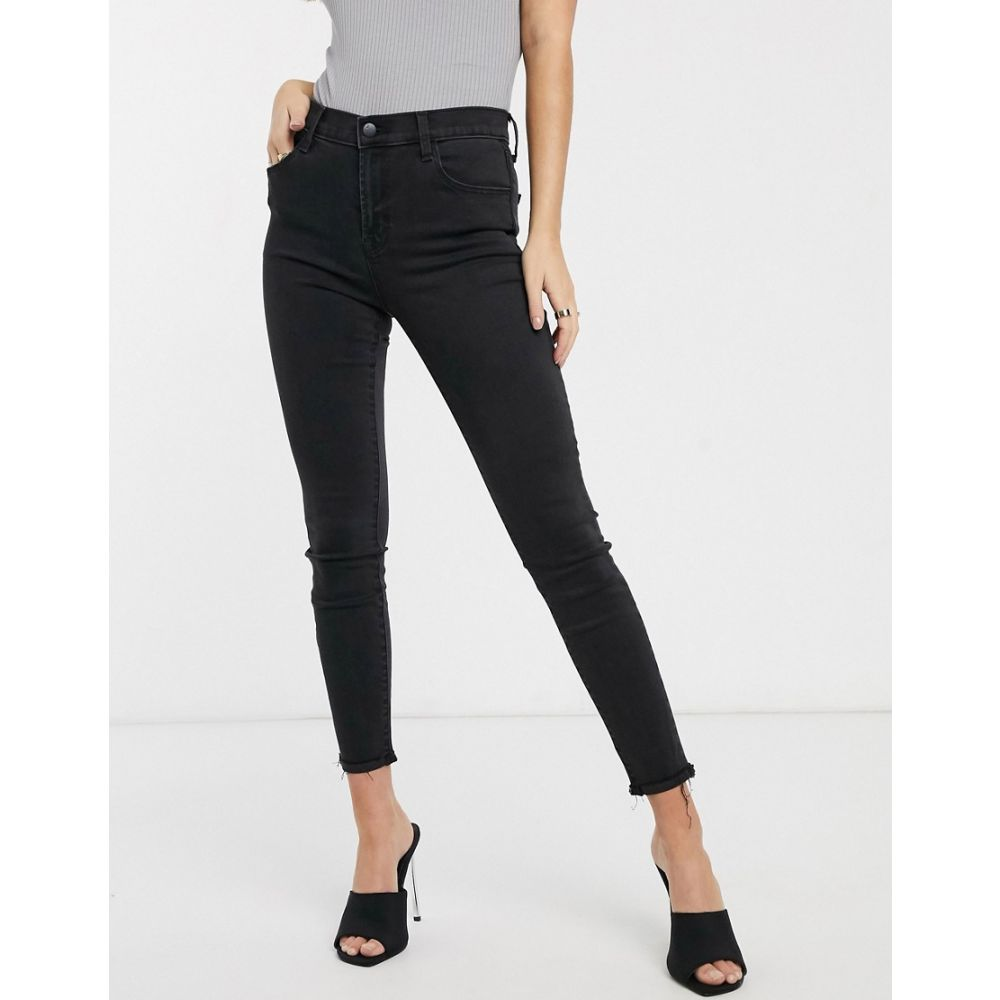 ジェイ ブランド J Brand レディース ジーンズ・デニム ボトムス・パンツ【J brand Alana High rise crop skinny jeans】Spatial