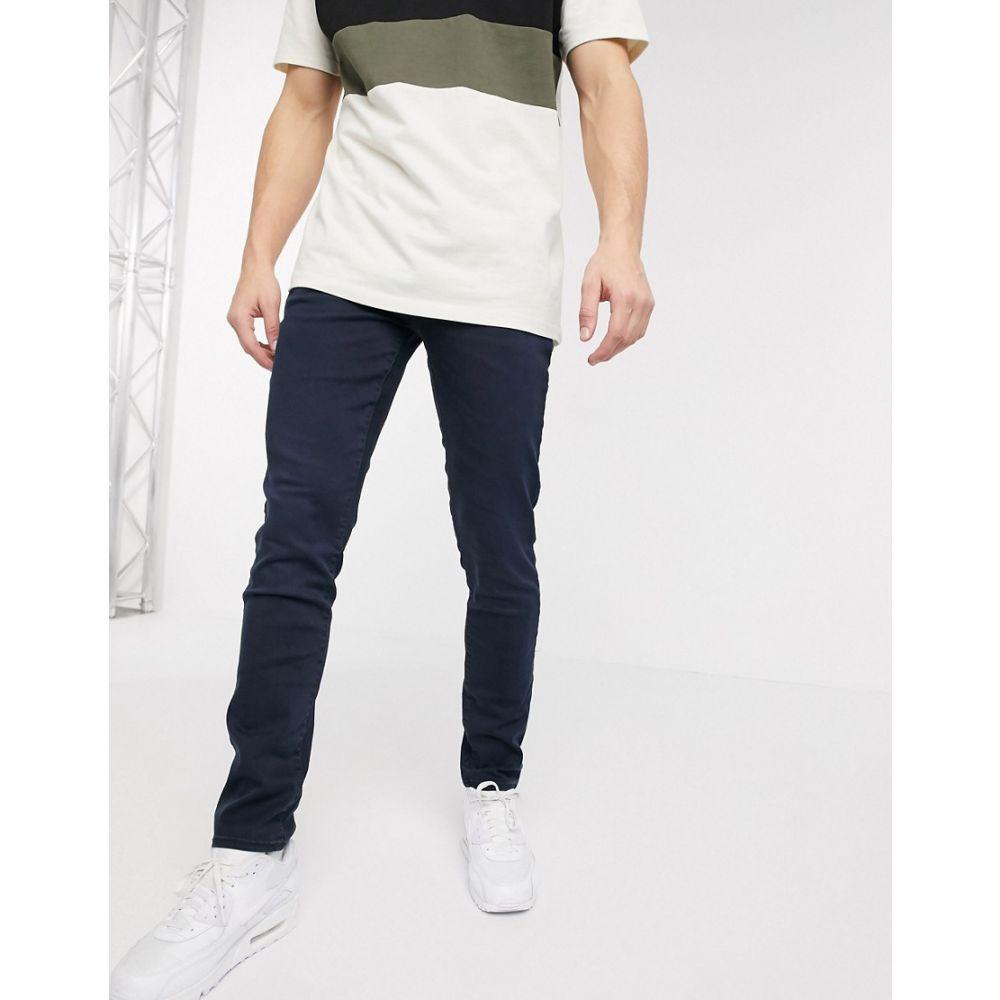 ヒューゴ ボス BOSS メンズ ジーンズ・デニム ボトムス・パンツ【Charleston slim fit jeans in dark indigo】Blue
