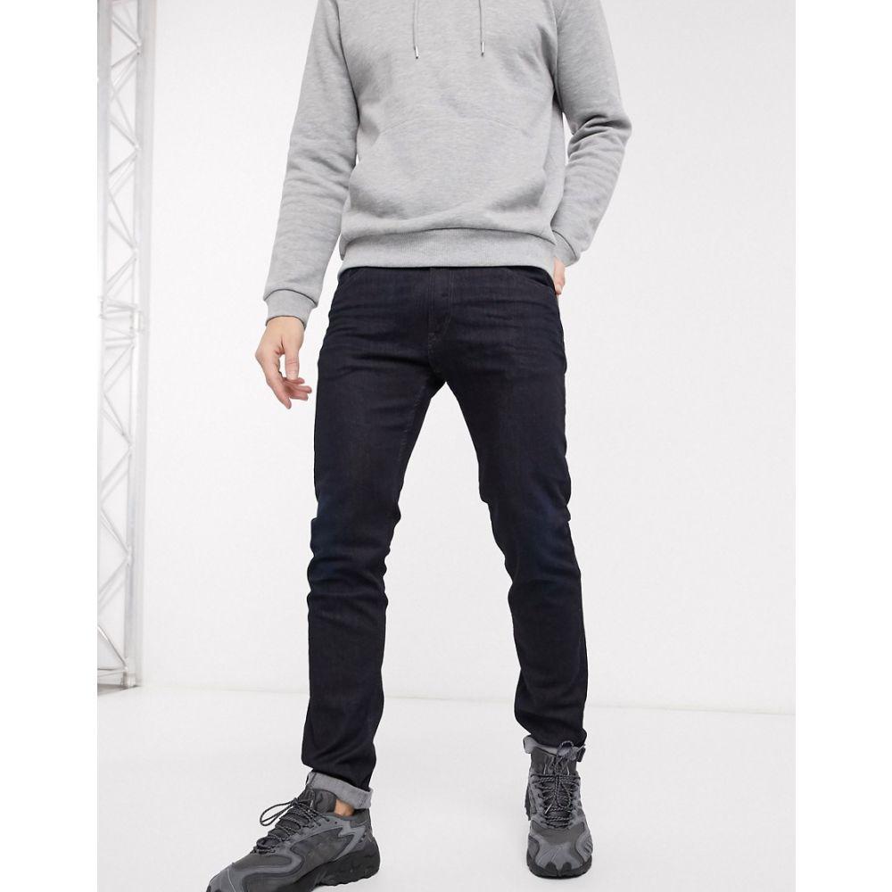 リプレイ Replay メンズ ジーンズ・デニム ボトムス・パンツ【Titanium skinny jeans in dark wash】Dark wash blue