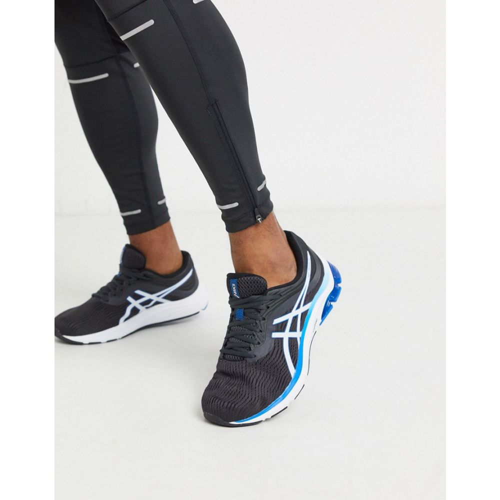 アシックス Asics メンズ ランニング・ウォーキング シューズ・靴【Running gel pulse trainers in grey】Grey