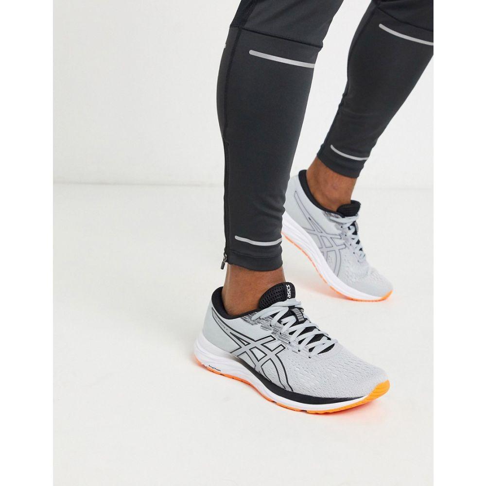 アシックス Asics メンズ ランニング・ウォーキング シューズ・靴【Running gel excite trainers in grey】Grey