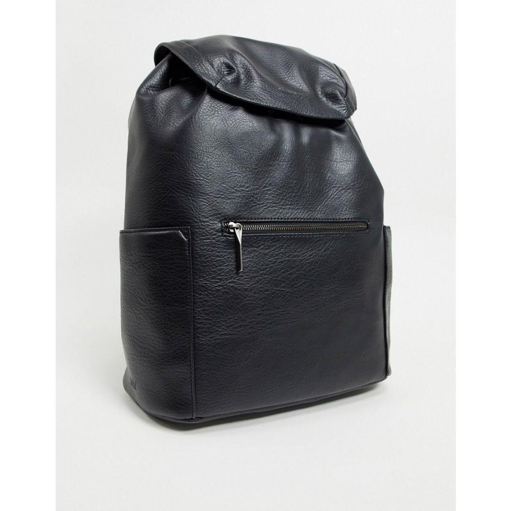 マット アンド ナット matt & nat メンズ バックパック・リュック バッグ【Matt & Nat vegan recycled backpack】Black