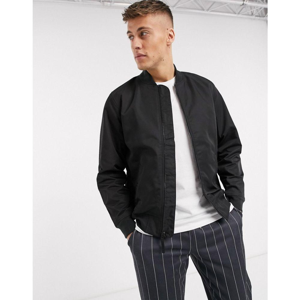 リーバイス Levi's メンズ ブルゾン ミリタリージャケット アウター【lyon bomber jacket】Black