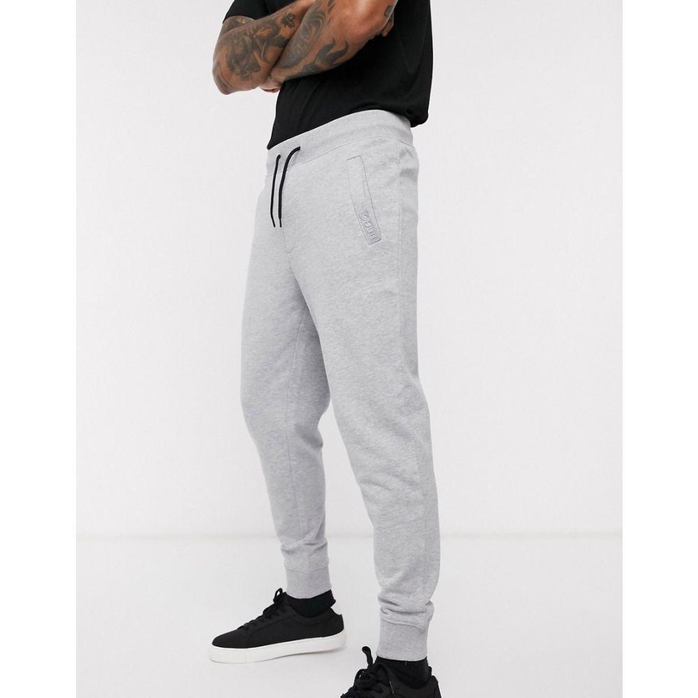 ヒューゴ ボス BOSS メンズ ジョガーパンツ ボトムス・パンツ【HUGO Doak joggers】Grey