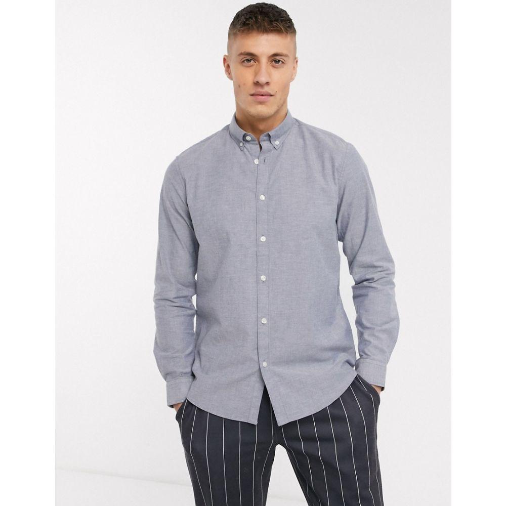 エスプリ Esprit メンズ シャツ トップス【oxford shirt in light blue】Blue
