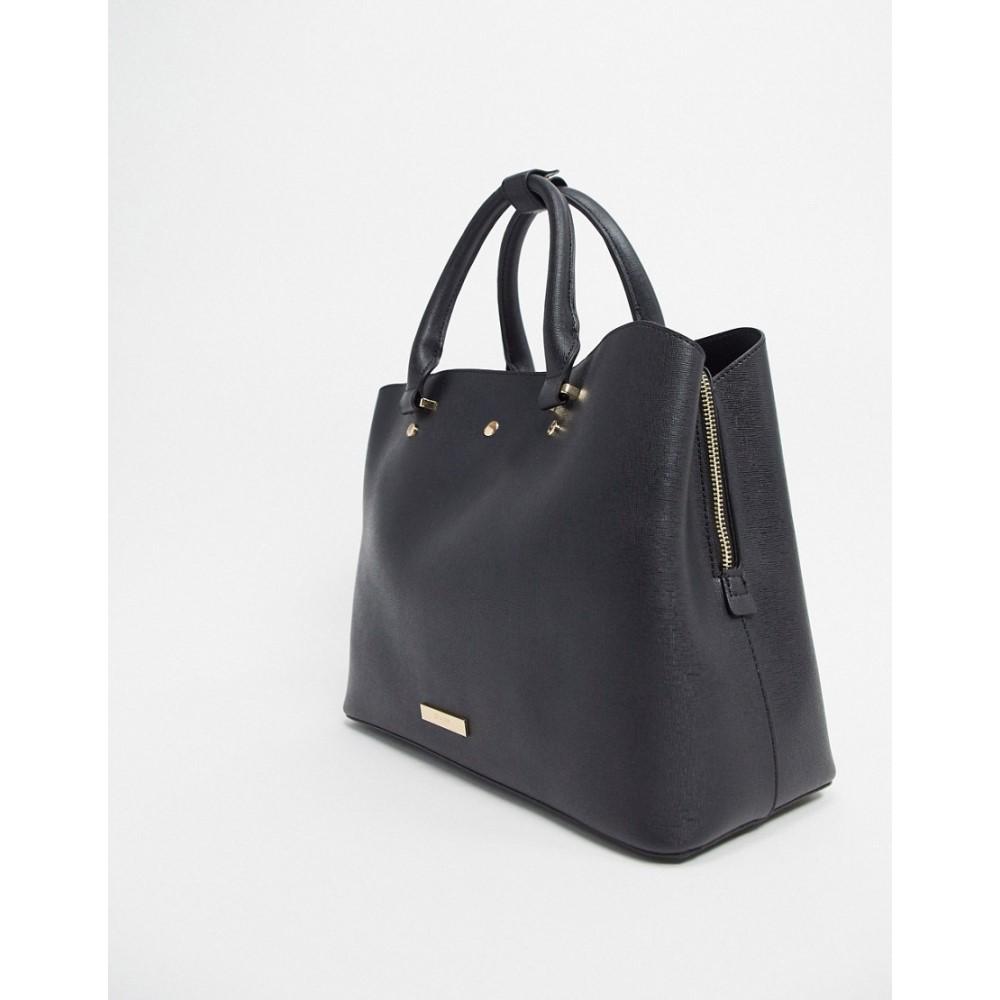 デューン Dune レディース トートバッグ バッグ【Tillia Tote Bag】Black