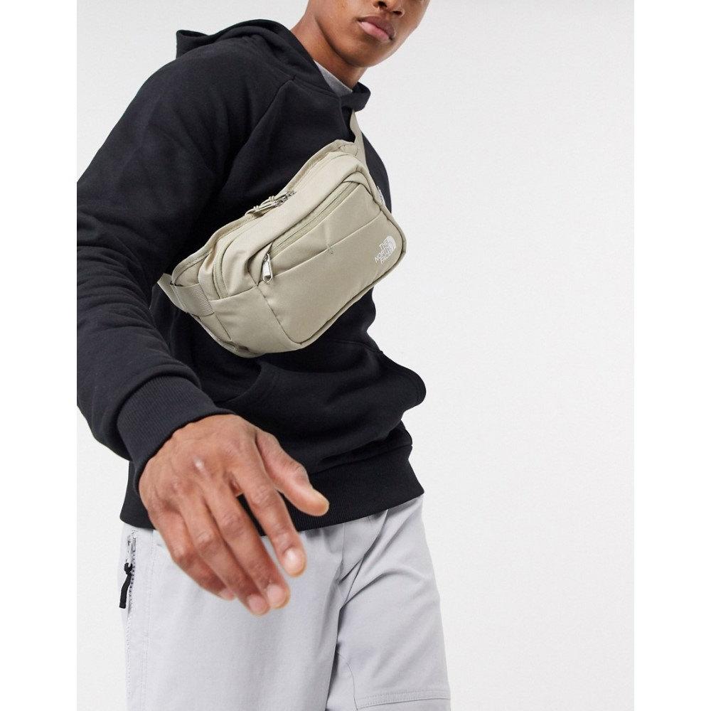 ザ ノースフェイス The North Face メンズ ボディバッグ・ウエストポーチ バッグ【Bozer II bum bag in beige】Crockery beige/tnf w