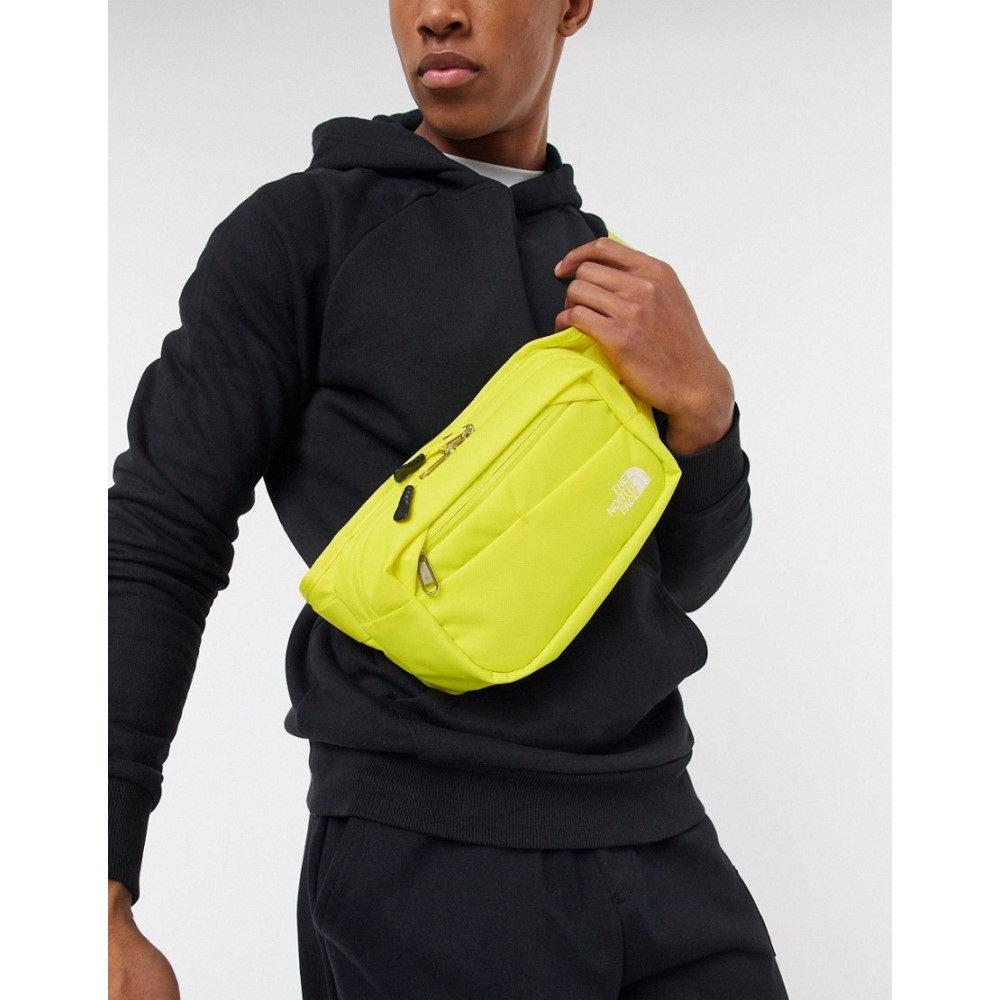ザ ノースフェイス The North Face メンズ ボディバッグ・ウエストポーチ バッグ【Bozer II bum bag in yellow】Tnf lemon/tnf black