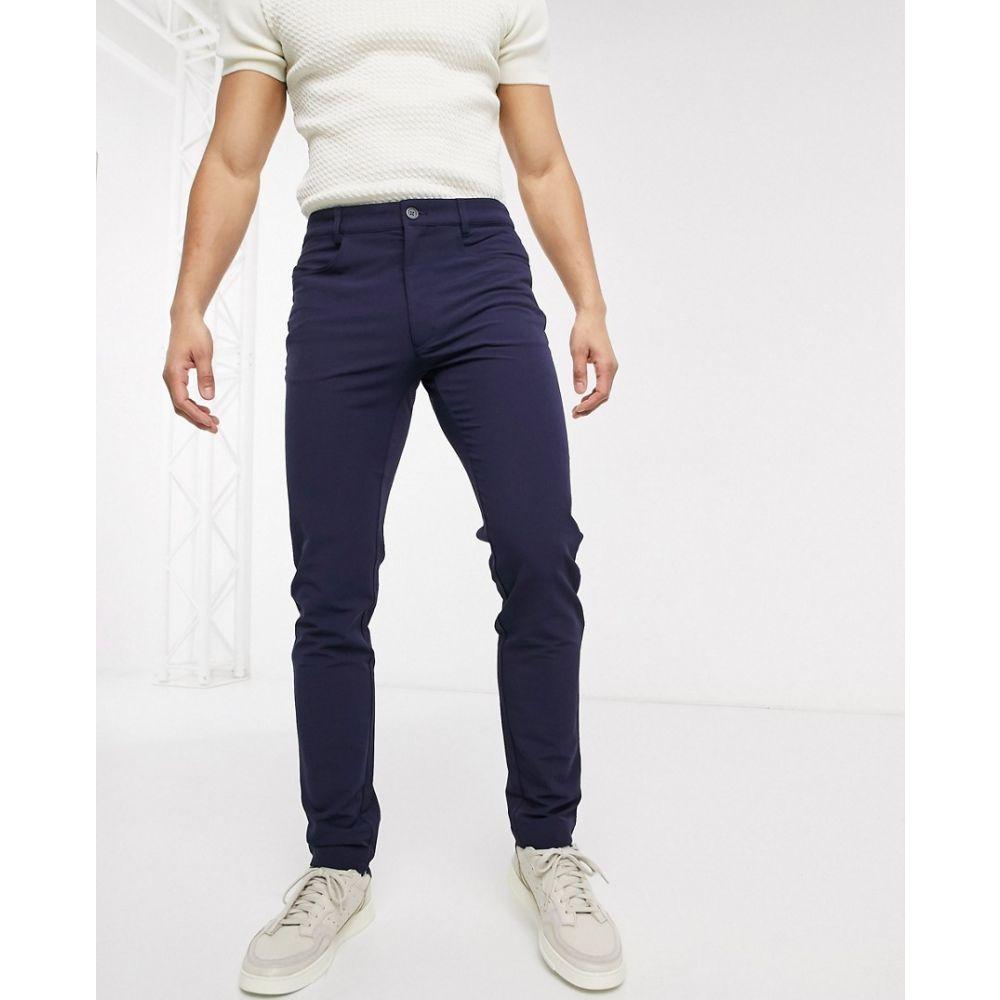 カルバンクライン Calvin Klein Golf メンズ ゴルフ ボトムス・パンツ【Genius trousers in navy】Navy