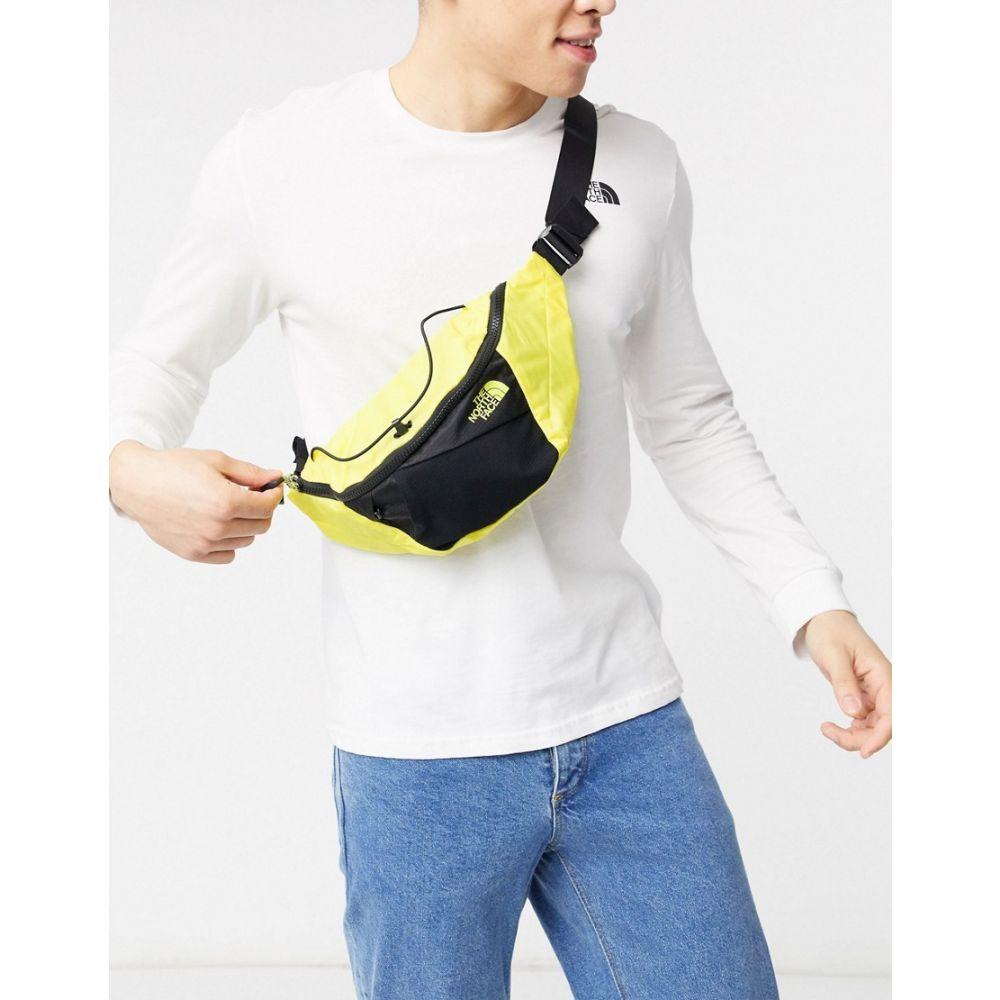 ザ ノースフェイス The North Face メンズ ボディバッグ・ウエストポーチ バッグ【Lumbnical small bum bag in yellow】Tnf lemon/tnf black