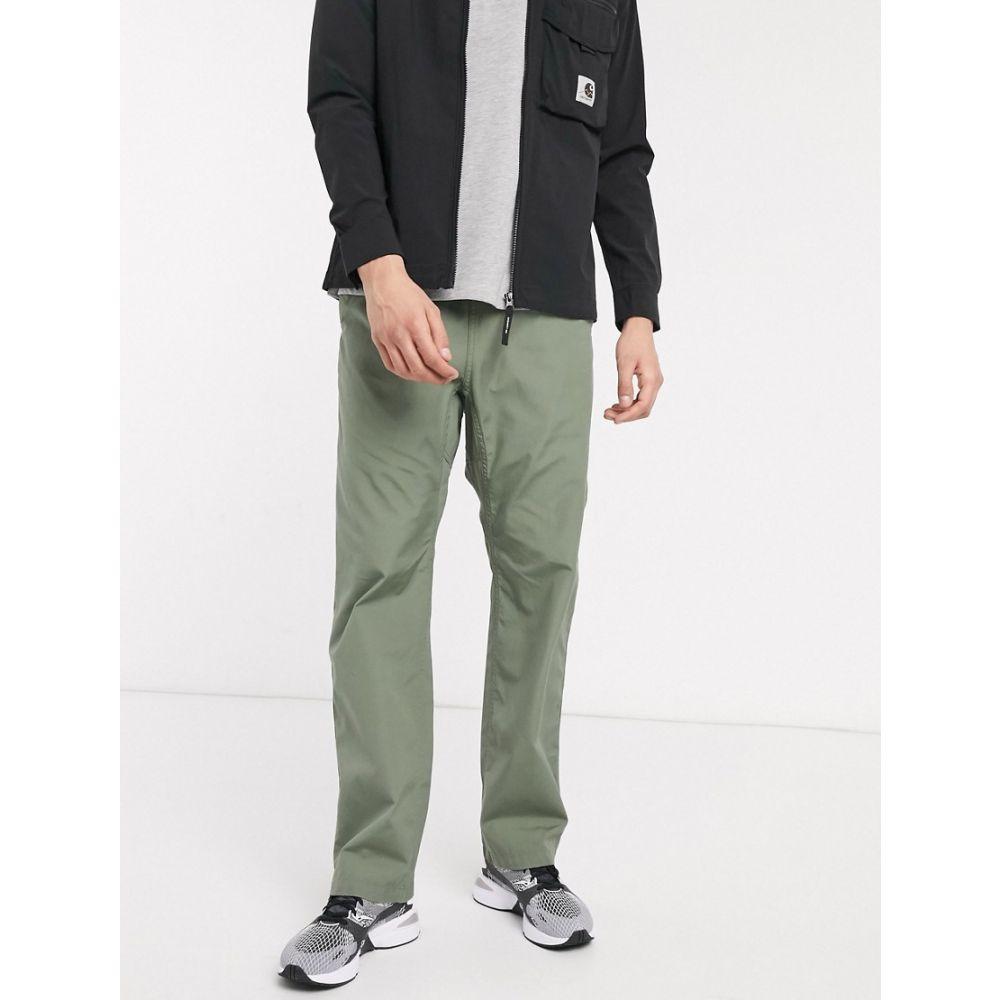 カーハート Carhartt WIP メンズ ボトムス・パンツ 【Clover pant in khaki】Dollar green