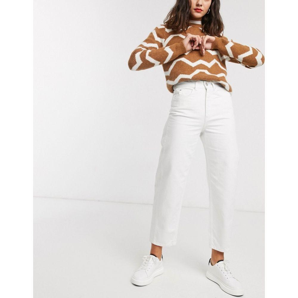 ホイッスルズ Whistles レディース ジーンズ・デニム ボトムス・パンツ【barrel jeans in white】White