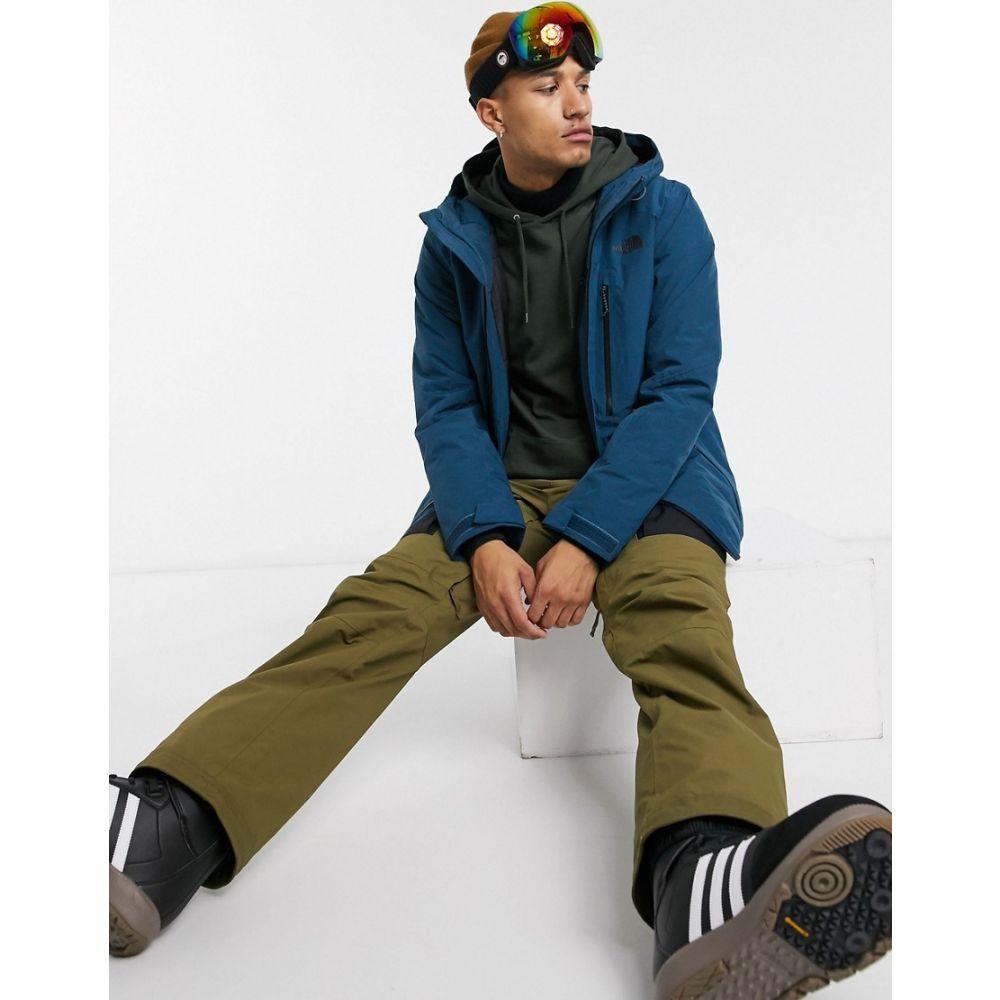 ザ ノースフェイス The North Face メンズ スキー・スノーボード ジャケット アウター【Descendit ski jacket in blue】Blue