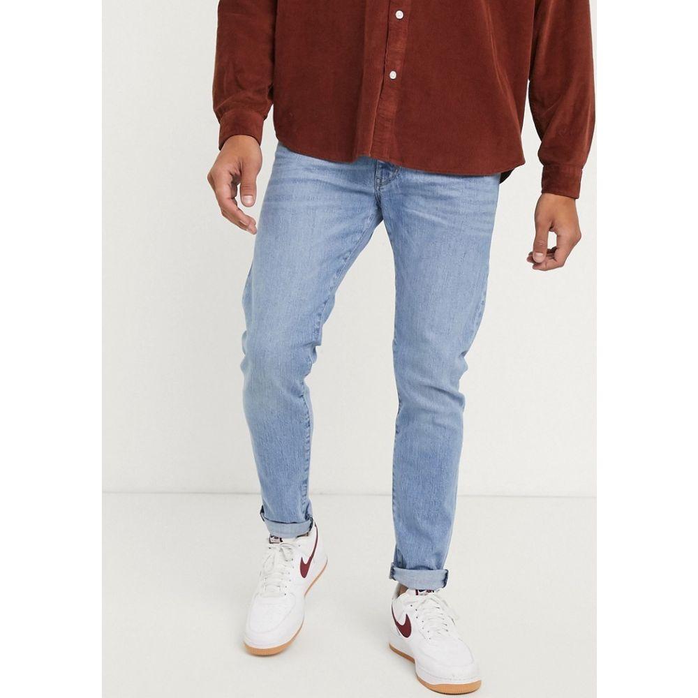ラングラー Wrangler メンズ ジーンズ・デニム ボトムス・パンツ【Bryson skinny jeans in light blue】Light blue