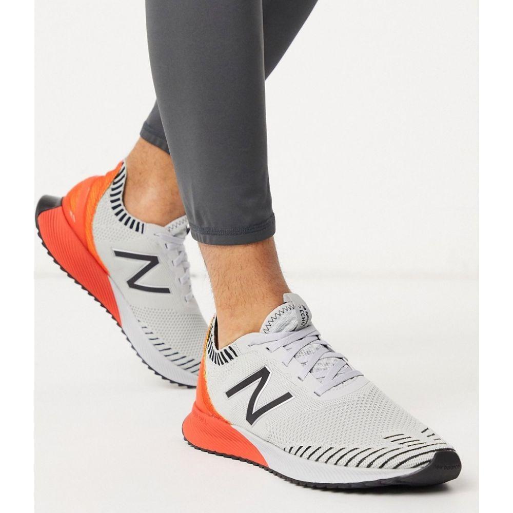 ニューバランス New Balance メンズ ランニング・ウォーキング シューズ・靴【Running Fuel Cell Echo trainers in grey】Grey