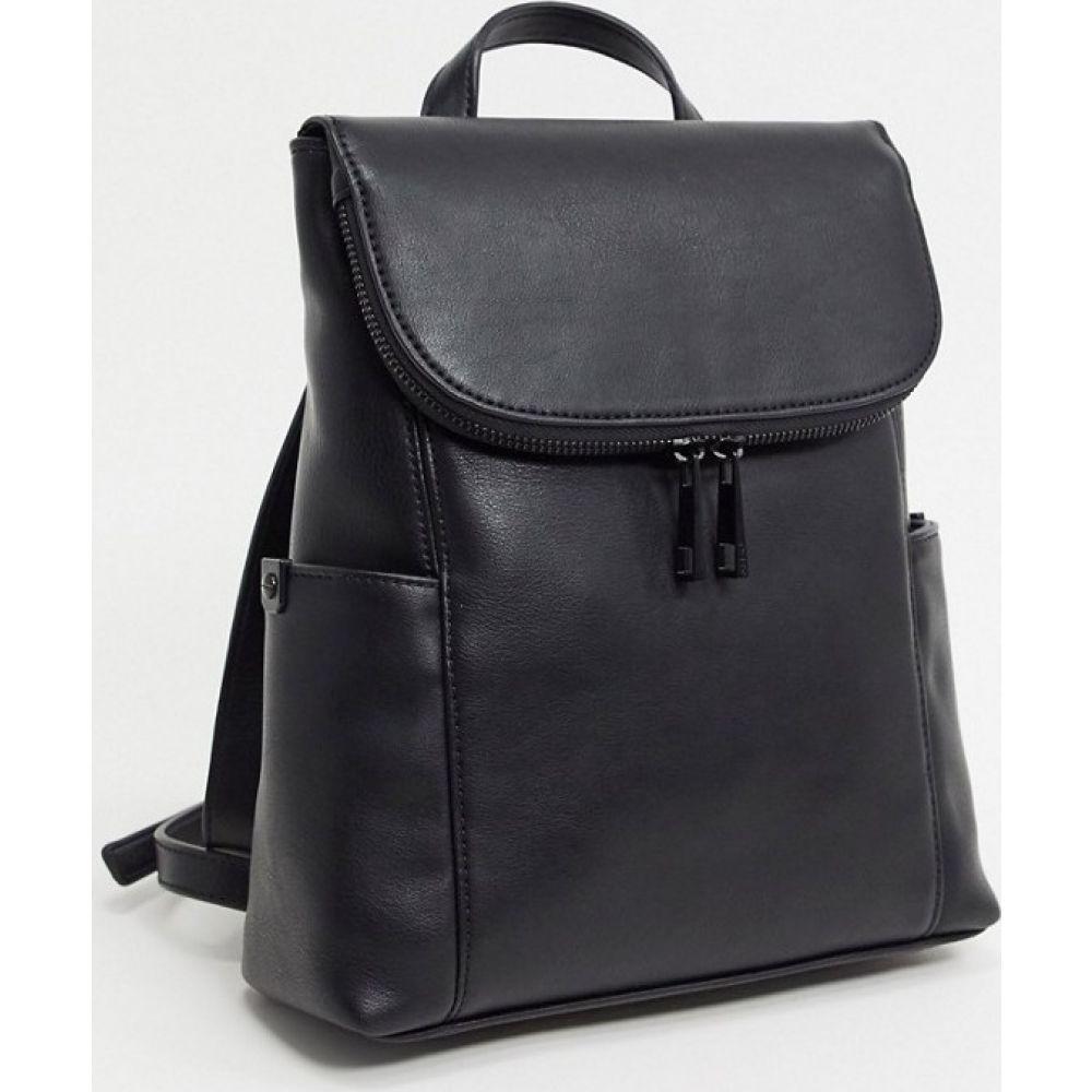 アルド ALDO レディース バックパック・リュック バッグ【Logorani backpack in black】Black