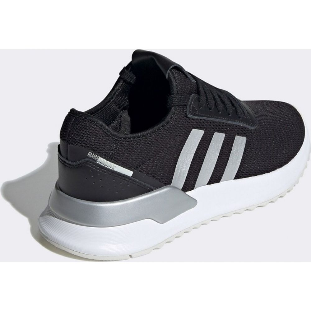 アディダス adidas Originals レディース スニーカー シューズ・靴【U Path Run trainers in black】Black/silver