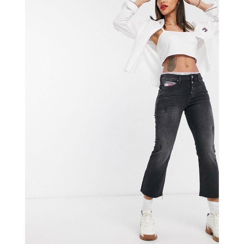 トミー ジーンズ Tommy Jeans レディース ジーンズ・デニム ボトムス・パンツ【Katie kick flare jeans】Aries bk com