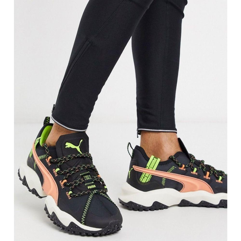 プーマ Puma メンズ ランニング・ウォーキング シューズ・靴【Running First Mile Erupt trainers in multi】Multi