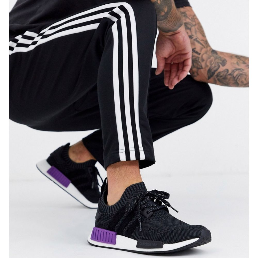 アディダス adidas Originals メンズ スニーカー シューズ・靴【NMD R1 Trainer】Black