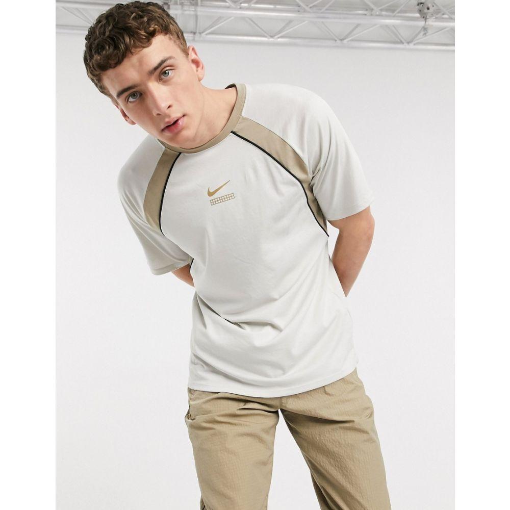 ナイキ Nike メンズ Tシャツ トップス【DNA Pack t-shirt in sand】Sand