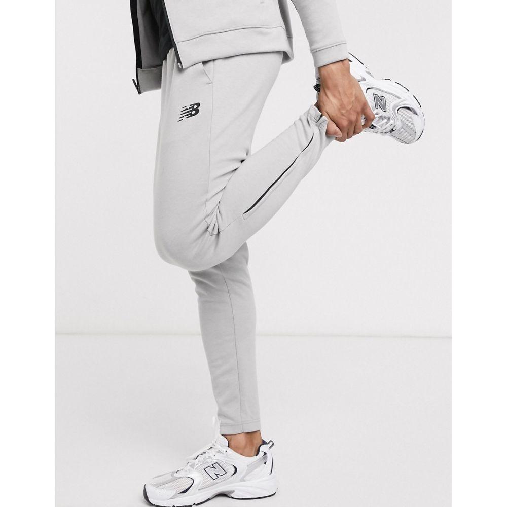 ニューバランス New Balance メンズ ジョガーパンツ ボトムス・パンツ【Running tenacity slim fit joggers in grey】Grey