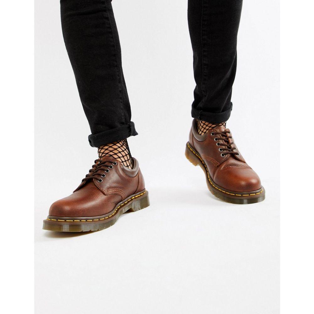 ドクターマーチン Dr Martens メンズ シューズ・靴 【8053 shoes in brown】Brown