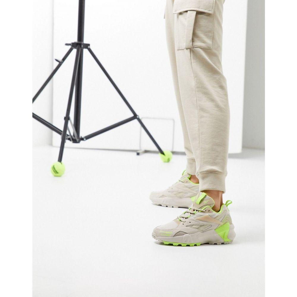 リーボック Reebok レディース スニーカー シューズ・靴【Aztrek Double Mix Trail trainers in beige】Beige