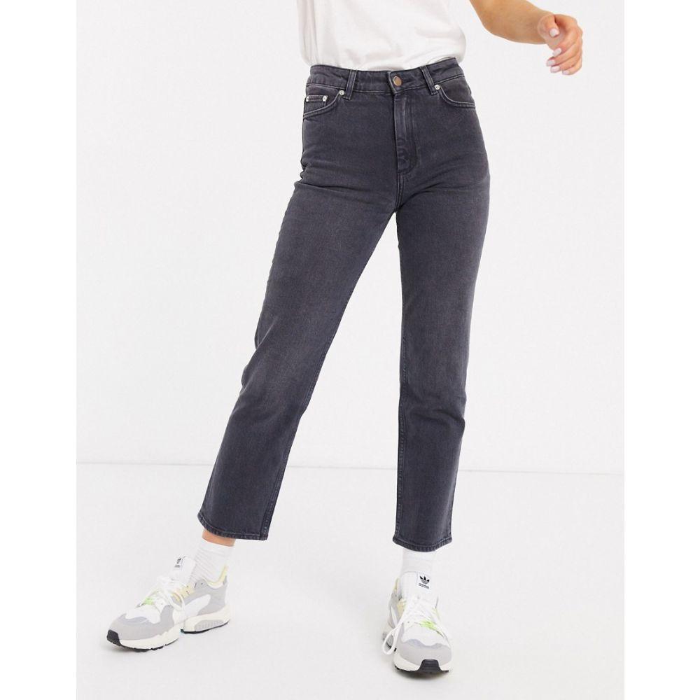 アンドアザーストーリーズ & Other Stories レディース ジーンズ・デニム ボトムス・パンツ【straight leg jeans in grey wash】Grey wash