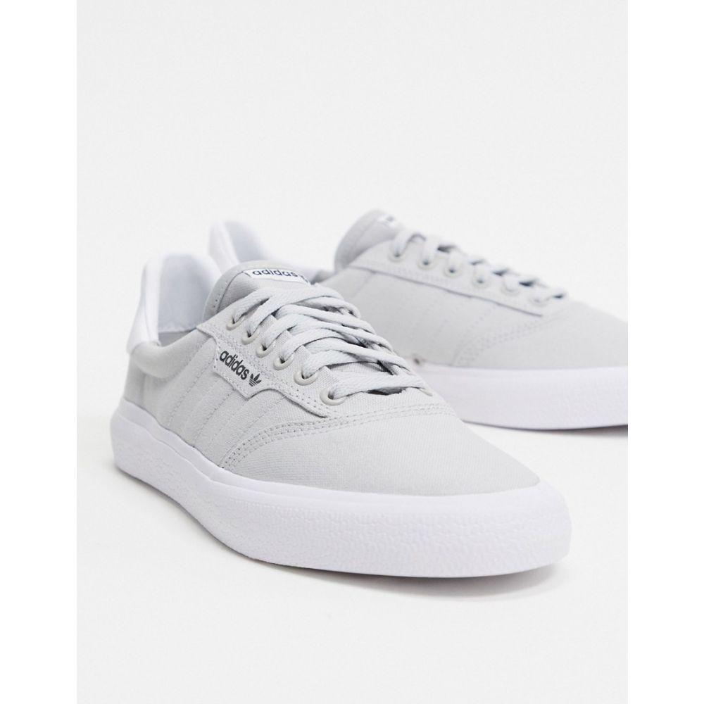 アディダス adidas Originals メンズ スニーカー シューズ・靴【3MC trainers in grey】Gy1 - grey 1