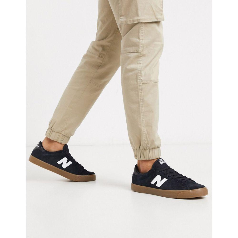 ニューバランス New Balance メンズ スニーカー シューズ・靴【210 trainers in black】Black