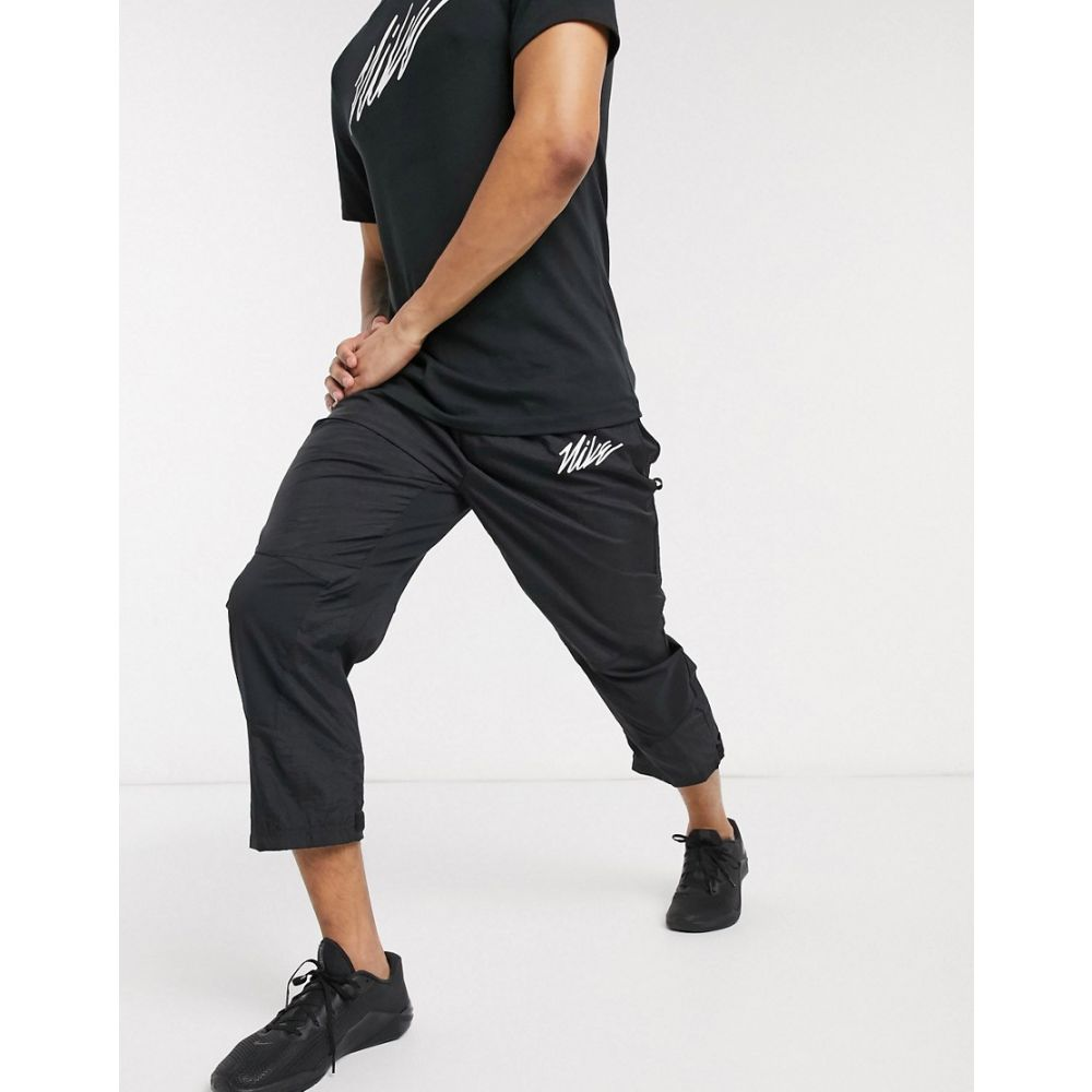 ナイキ Nike Training メンズ ボトムス・パンツ 【Sport Clash trousers in black】Black