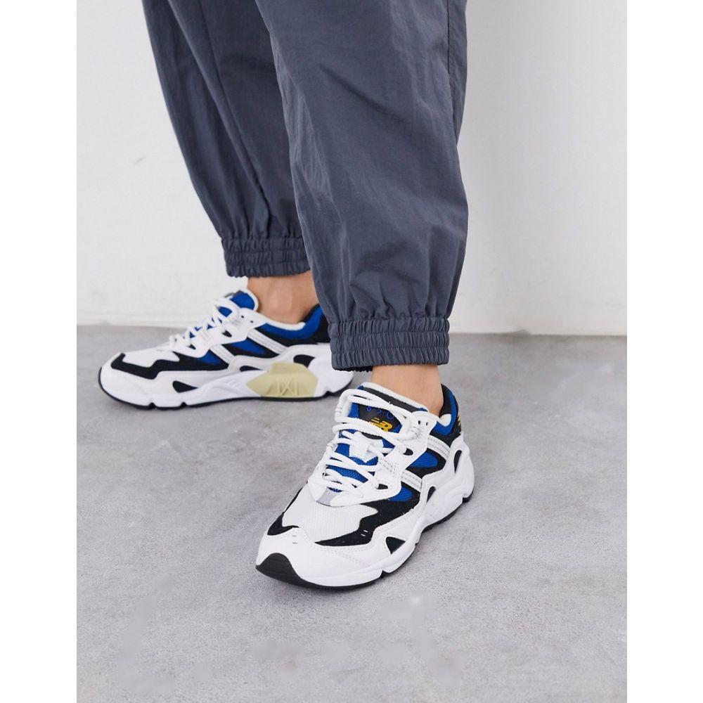 ニューバランス New Balance レディース スニーカー シューズ・靴【850 trainers in white】White