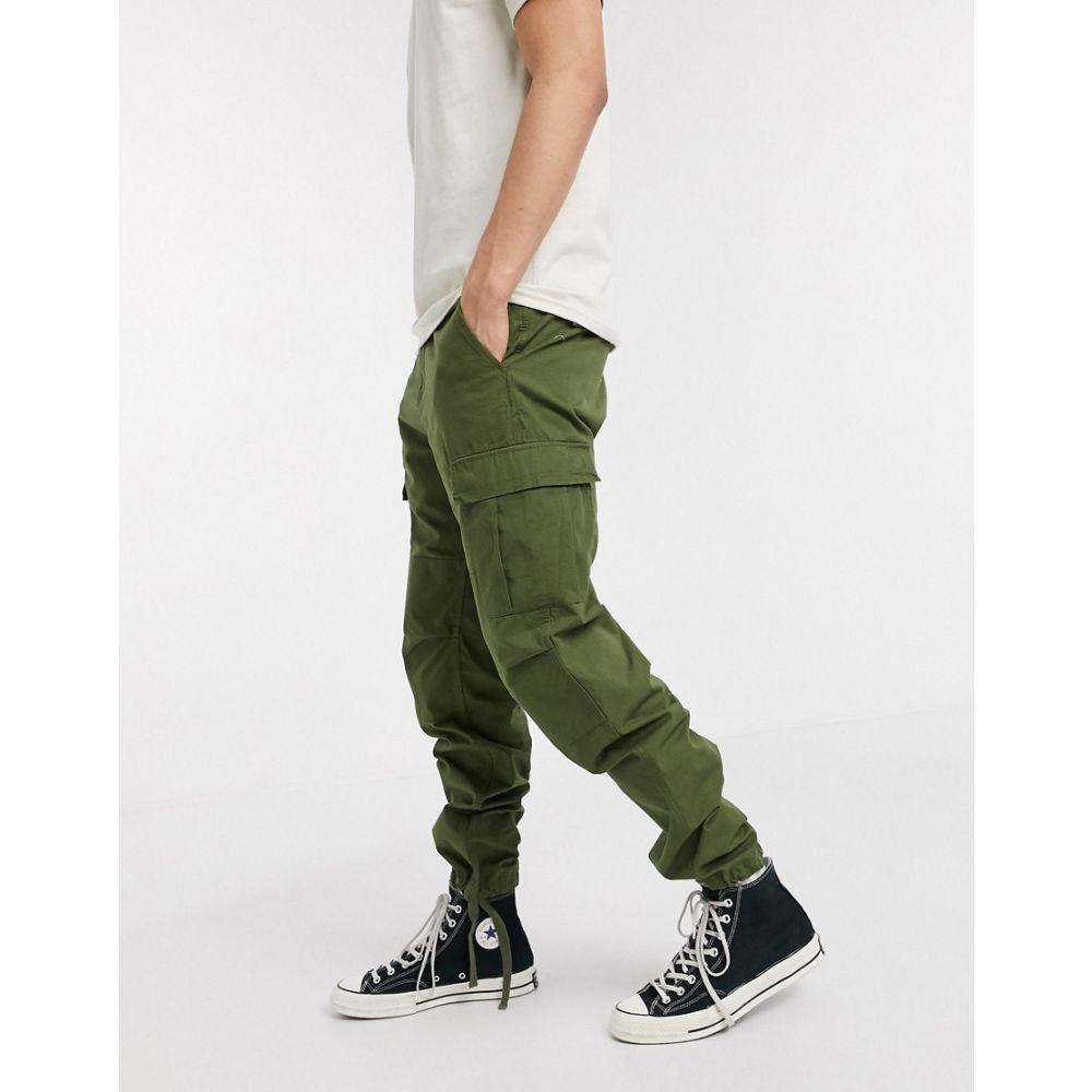 オベイ Obey メンズ カーゴパンツ ボトムス・パンツ【Recon Cargo Pant In Khaki】Army