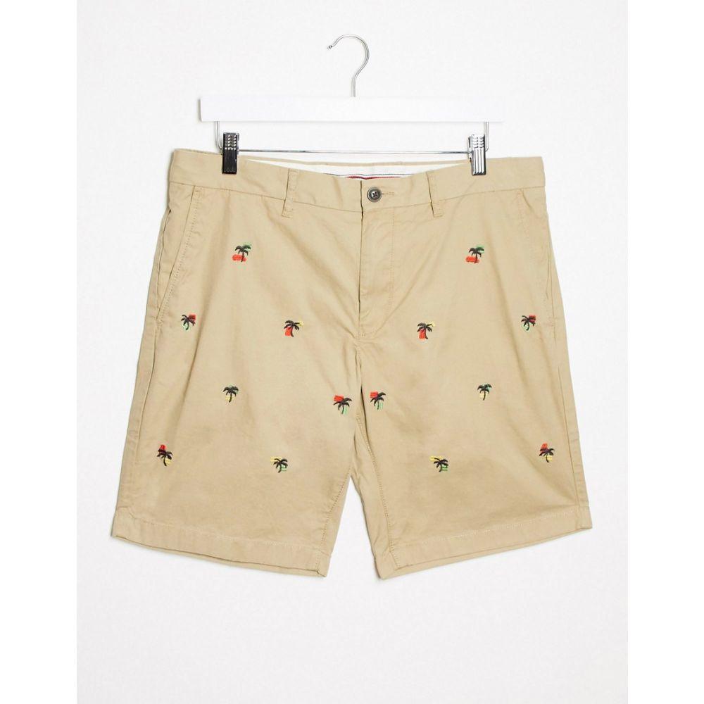 トミー ヒルフィガー Tommy Hilfiger メンズ ショートパンツ ボトムス・パンツ【Brooklyn Shorts】Beige