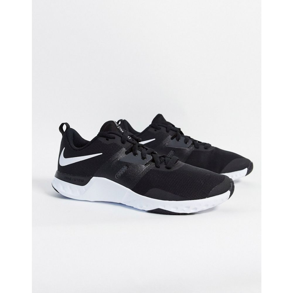 ナイキ Nike Training メンズ スニーカー シューズ・靴【Renew Retaliation Trainers In Black】Black