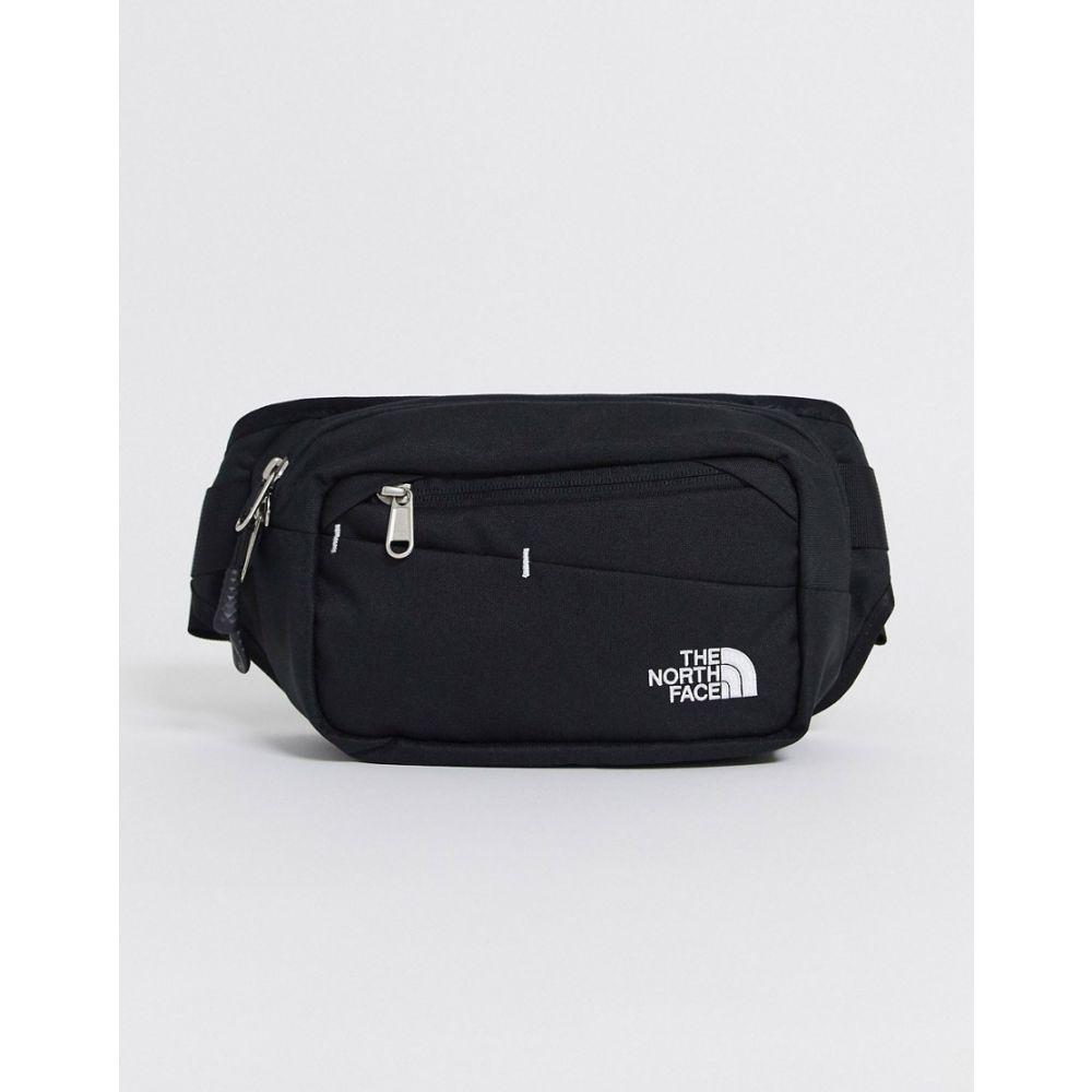 ザ ノースフェイス The North Face レディース ボディバッグ・ウエストポーチ バッグ【Bozer bum bag II in black】Tnf black tnf white