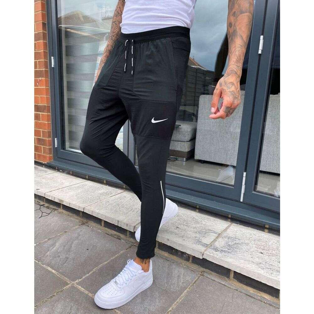 ナイキ Nike Running メンズ ジョガーパンツ ボトムス・パンツ【phenom elite joggers in black】Black