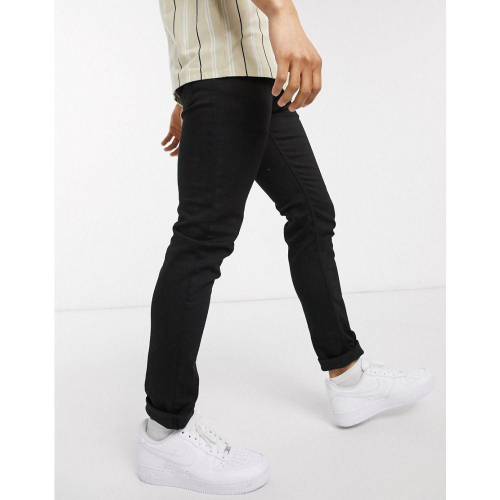 リプレイ Replay メンズ ジーンズ・デニム ボトムス・パンツ【skinny jeans in black】Black